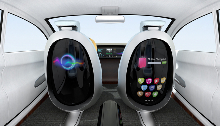 automated vehicle